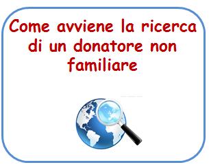 Come avviene la ricerca di un donatore